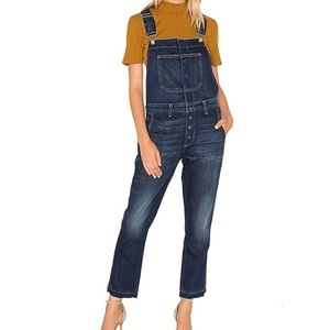 NWOT AMO 'Babe' Overalls Size Small